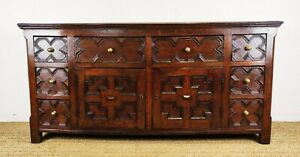 A-handsome-17th-century-style-dresser-base