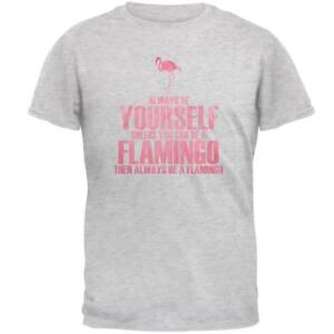 Always-be-Yourself-Flamingo-Mens-T-Shirt