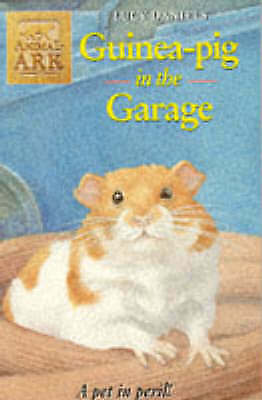 """AS NEW"" Daniels, Lucy, Guinea-pig in the Garage (Animal Ark 20), Paperback Book"