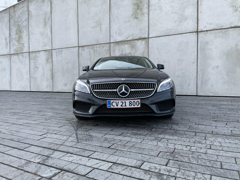 Mercedes CLS350 d 3,0 SB aut. 5d - 4.723 kr.