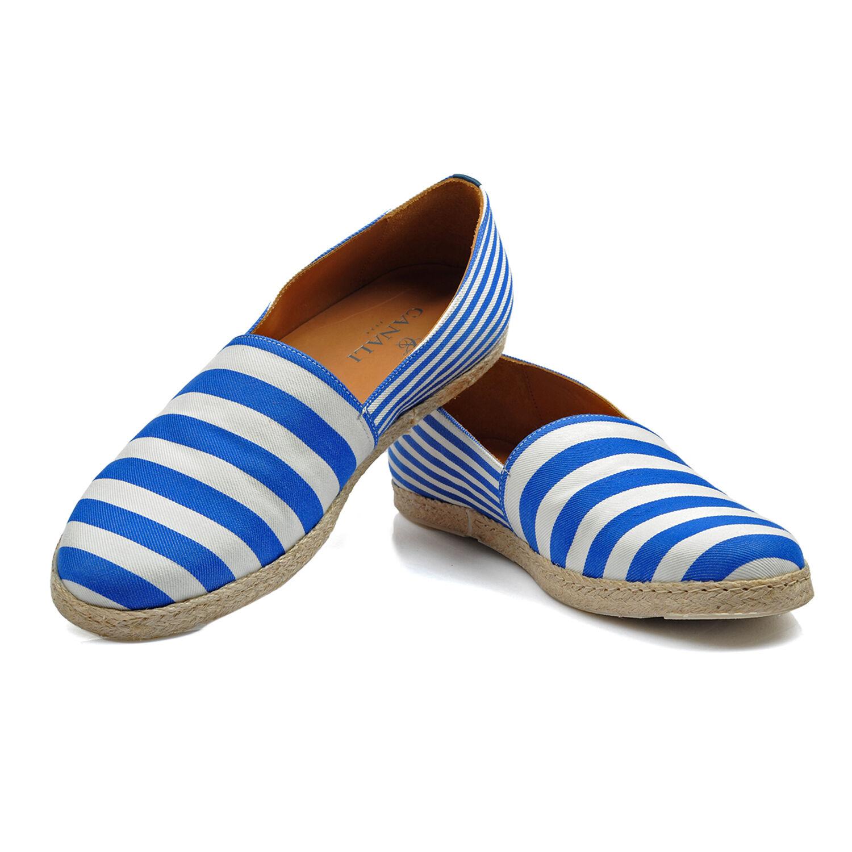Canali Size Navy Blue Loafer Shoe Size Canali   10.5 EU 43.5 NEW CSH39 f9f9e8