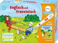 TING-STARTER-SET Hörstift +  Buch Wie heißt das denn auf Englisch & Französisch