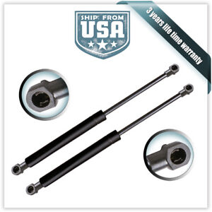 2Qty Hood Lift Support Strut Prop Gas Spring For Buick Cadillac Oldsmobile Fron