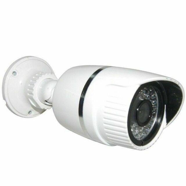 "03H Sunvision 600TVL Outdoors Bullet Camera 1//4/"" CMOS 3.6mm Lens 3 IR LEDs"