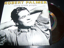 Robert Palmer Every Kinda People Rare Australian Card Sleeve CD Single