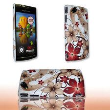 Design Strass 1 Hard Case Back Cover Schale für Sony Ericsson Xperia Arc - Arc S