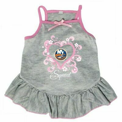 Red NHL Calgary Flames Dog Cheerleader Dress Small