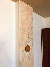Kaminplatte Wandverkleidung Schornsteinverkleidung Kaminofen Naturstein Marmor