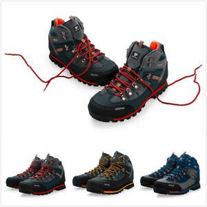 sports shoes d65df 569c3 Details zu Herren Schuhe Wasserdicht Trekkingschuhe Wanderstiefel Outdoor  Trekking Sneaker