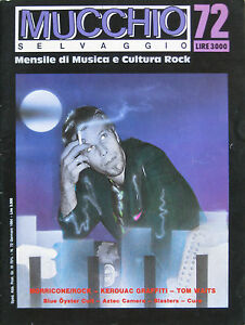 MUCCHIO-72-1984-Tom-Waits-Morricone-Blue-Oyster-Cult-Cure-Blasters-Atzec-Camera