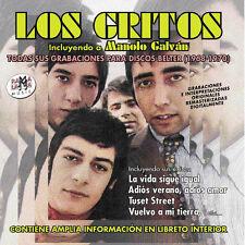 LOS GRITOS-1968-1970-CD