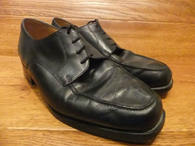 Clarks Active Air Brown Leather Lace Up Shoes Size UK 8 EUR 42  G Fitting
