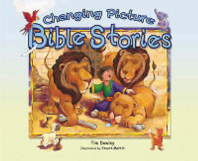 Changing Picture Bible Stories, Dowley, Tim, Very Good Book