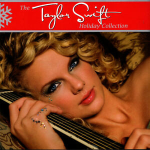 Taylor Swift The Taylor Swift Holiday Collection Cd 2009 Big Machine Records Ebay