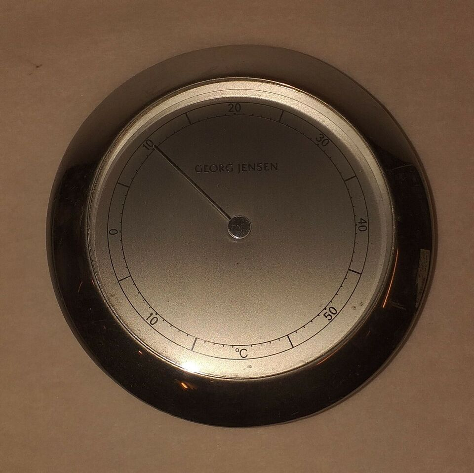 Termometer, Georg Jensen