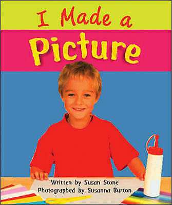 I Made a Picture (2) (Storyteller), Stone, Susan C., New Book