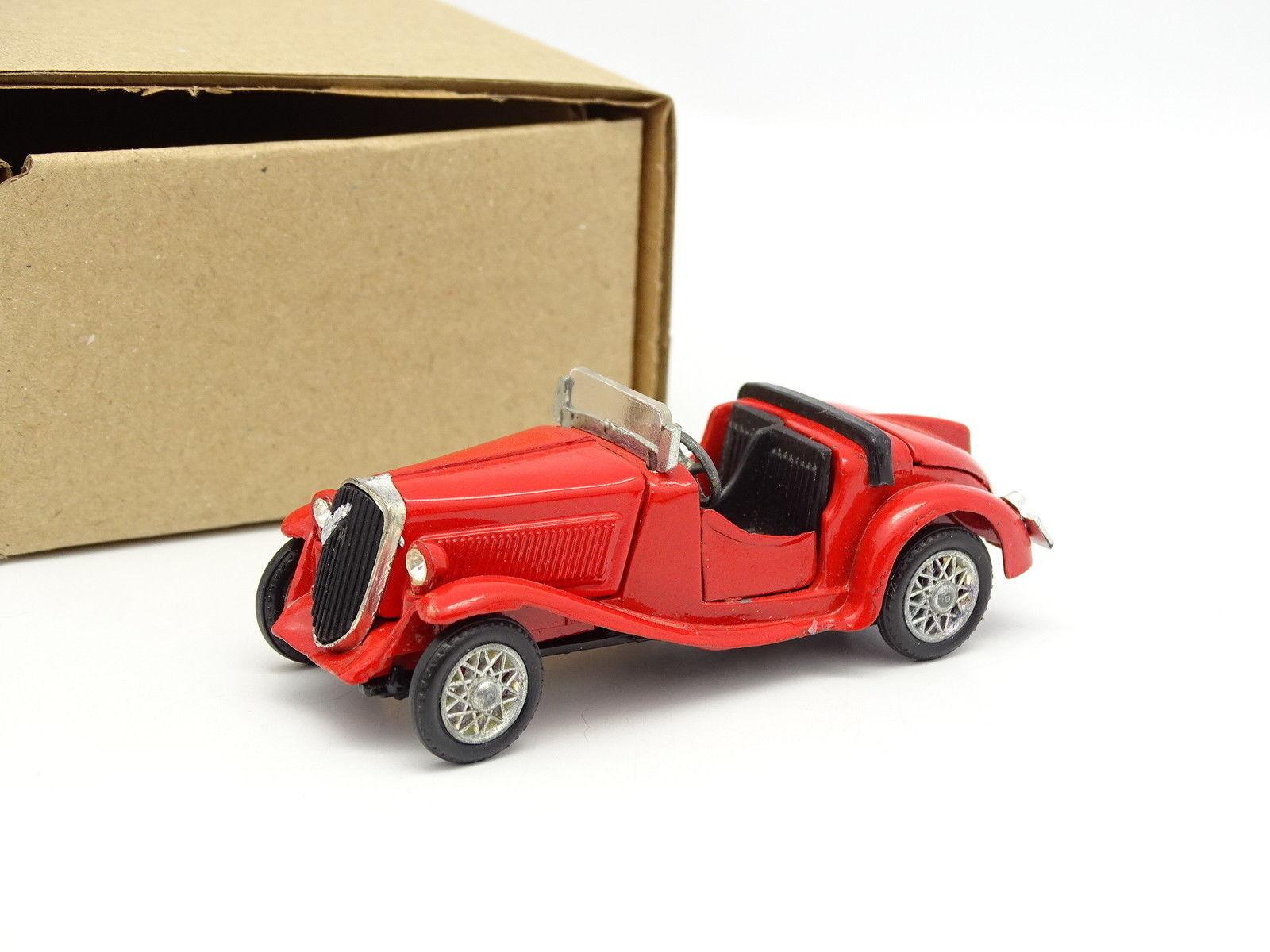 Mercury 1 43 - Fiat Balilla Coppa d'or Rouge
