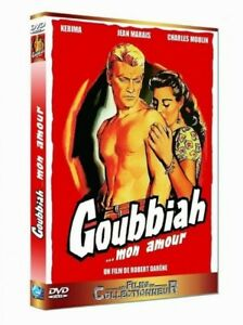 Goubbiah-Mon-amour-Kerima-Jean-Marais-Charles-Moulin-DVD-NEUF-SOUS-BLISTER