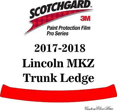 3M Scotchgard Paint Protection Film Clear Bra Pre-Cut 2013 2014 2015 GMC Terrain
