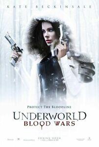 UNDERWORLD-BLOOD-WARS-original-DS-movie-poster-27x40-D-S-ADVANCE