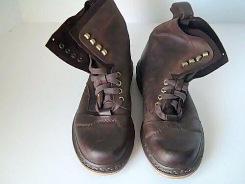 Doc Martens Mens Boot Shoe Brown 8