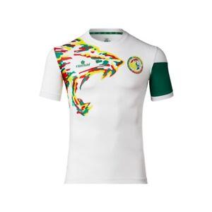 99369cb2d1f SENEGAL Official Romai Home Football Shirt 2016/17 NEW Jersey XXL   eBay