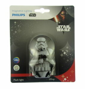 Philips-Star-Wars-Stormtrooper-Childs-LED-Pocket-TORCH-GREAT-HALLOWEEN-TOY