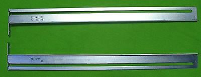 1 Paia Compaq Staffa Di Metallo Metal Bracket 302446-001 302448-001 Foxxconn-g Metal Bracket 302446-001 302448-001 Foxxconn It-it