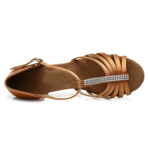Brand New Ballroom high heeled Latin Dance Shoes for Women//Ladies//Girls//Tango