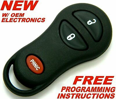 2 New For 2003 2004 2005 Dodge Ram 2500 3500 Remotes Keyless Fob OEM Electronics