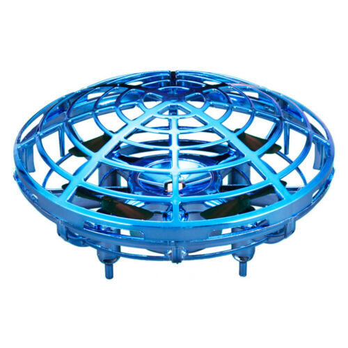 RC Aircraft Drone Hand Flying UFO Ball LED Mini Induction Suspension Kids Toy L