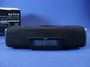 JVC-RA-P51B-Radio-Stereo-TOP-Klang-mit-Virtual-Surround-Sound-Batt-Netzbetr