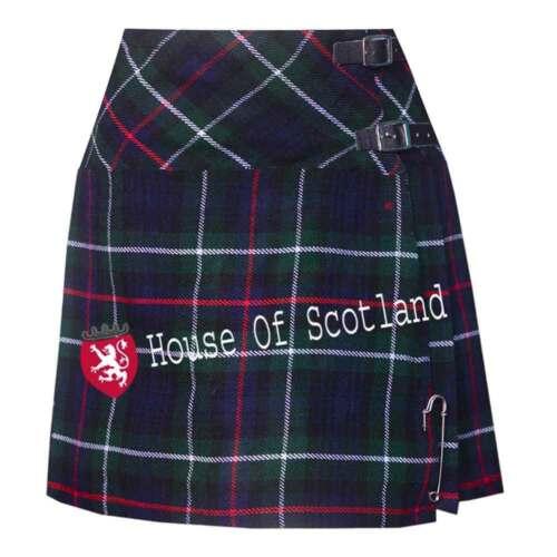 Hs Schottisch Mini Billie Schottenrock Rock 16/' Verschiedene Schottenkaro Gratis