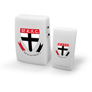 St-Kilda-Saints-AFL-Wireless-Door-Bell-Plays-Team-Song-Christmas-Bar-Gift