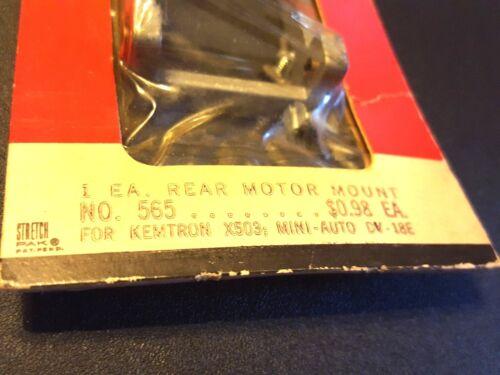 Dynamic motor mount #565 for Kemtron X503 Mini-Auto DV 18E