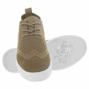 9a86a781ab8d Vlado Footwear Men's Venice Low-Top Shoes Khaki Beige IG-800-63 | eBay