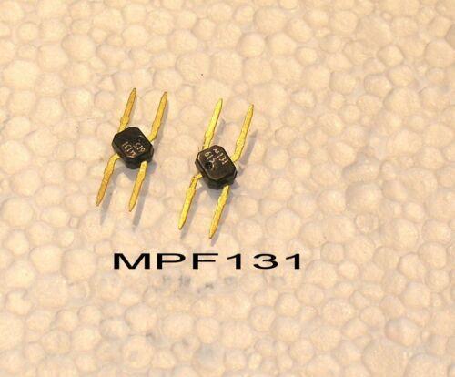 MPF131 MOTOROLA Doble Puerta MOSFET Transistor Vhf
