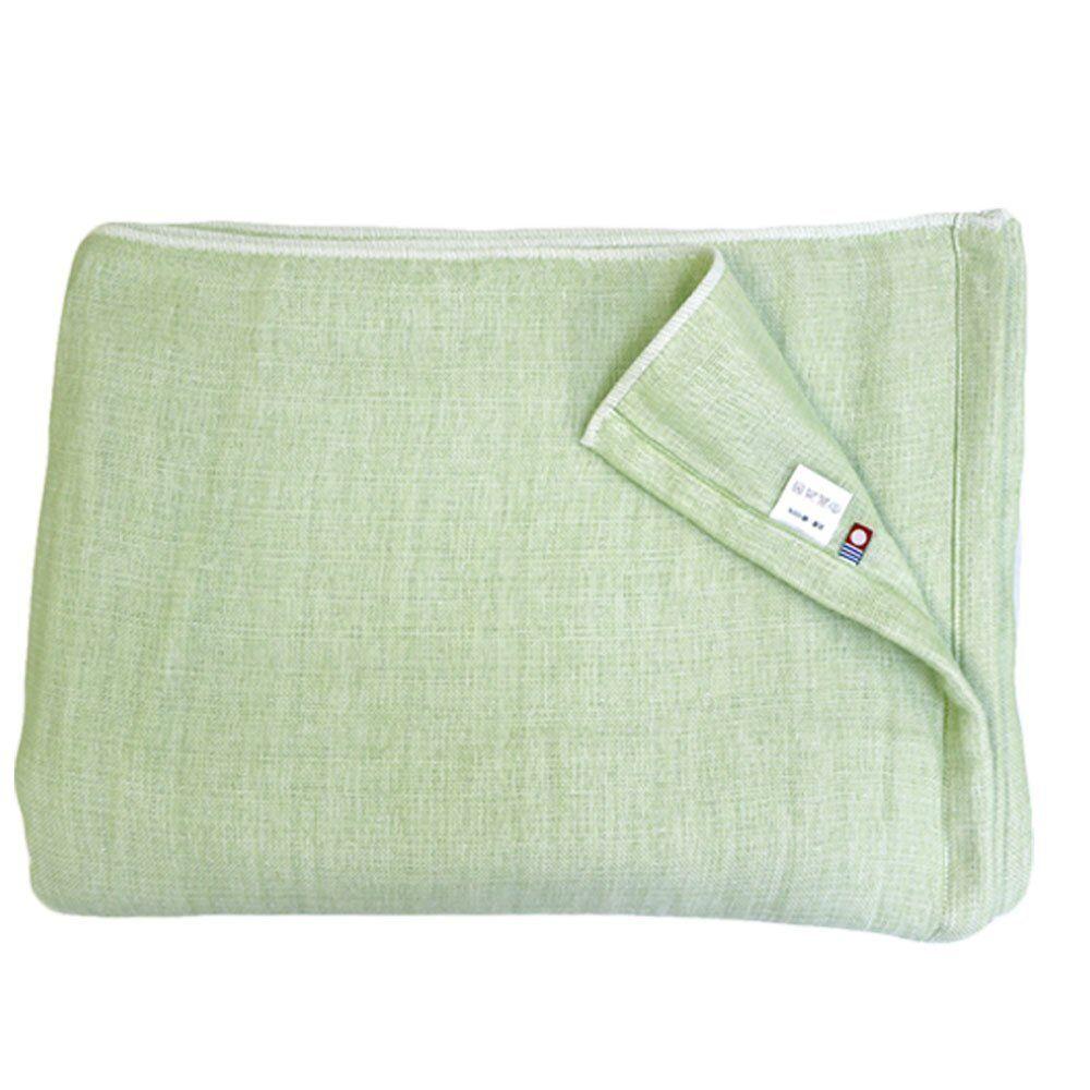 NEW Imabari Six layers Gauze Blanket futon verde High Grade single bedding Japan