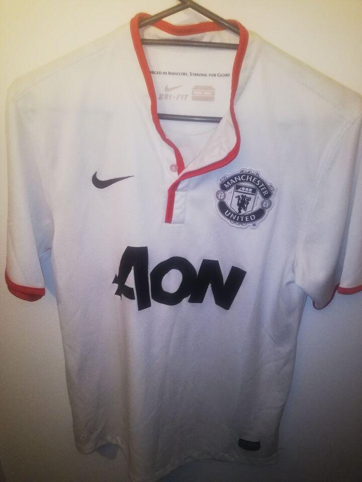 Fodboldtrøje, Ryan Giggs Manchester United trøje, Nike