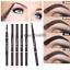 Waterproof-Drawing-Eye-Brow-Eyeliner-Eyebrow-Pen-Pencil-Brush-Makeup-Cosmetic thumbnail 3