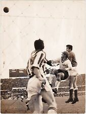 Calcio-Football Foto Azione Juventus-Lazio Anni'50, Vavassori