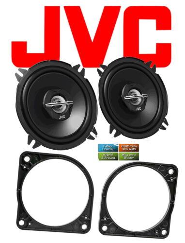 JVC altavoces para mercedes a-Klasse w168 1997-2004 puertas popa 2 vías