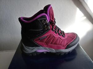 Details zu Fila TEX-Membran Boots Damen Maedchen Stiefel EUR 37 weinrot pink