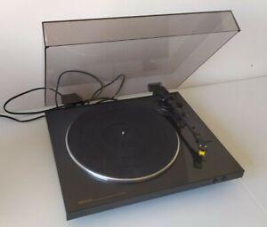 Denon dp-300f Plattenspieler Top Zustand Schallplattenspieler