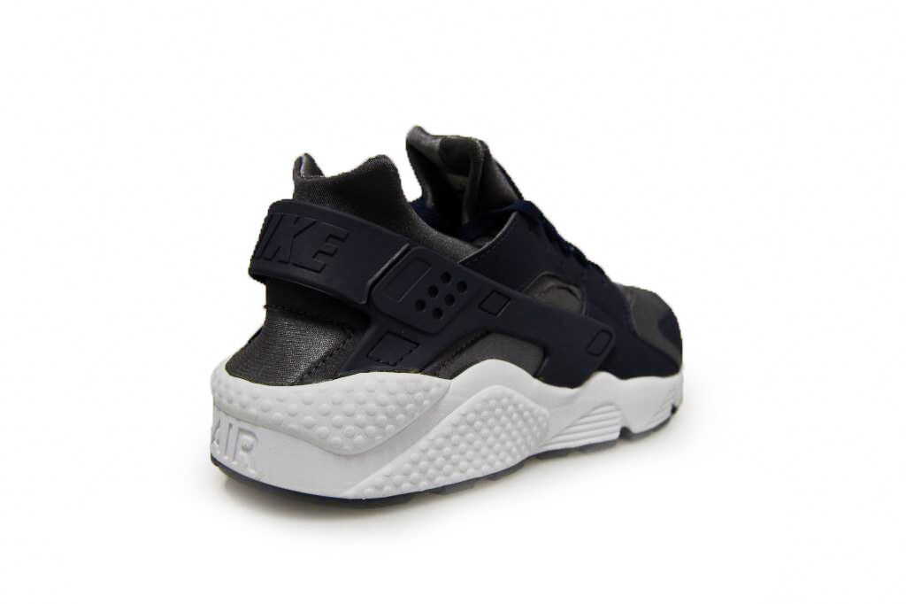 Herren Nike Luft Huarache - 318429 038 - dunkelgrau Marineblau Turnschuhe