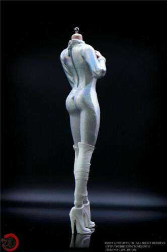 LIFSTOYS 1//6 Female Tights Jumpsuit Clothes Fit 12/'/' PH Figure Body Model Toys