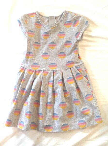 a336ea93f Little Marc Jacobs Rainbow Ball Dress 5t | eBay