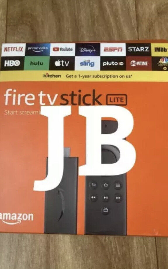 "New 2021 FIRE STICK ""J/B"" 10000 Of Movies, Shows, Live TV, Sport & More W/ Alexa. Available Now for 75.00"
