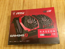 MSI GAMING Radeon RX 470 GDDR5 8GB *NEW IN BOX*