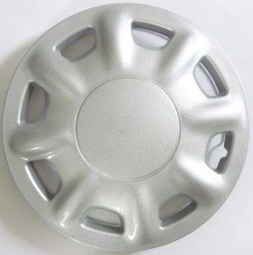 2 unidades radblenden tapacubos RS 2000 plata Silver 13 pulgada radzierblende